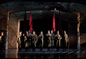 The cast of Doctor Zhivago 22 (c) Kurt Sneddon
